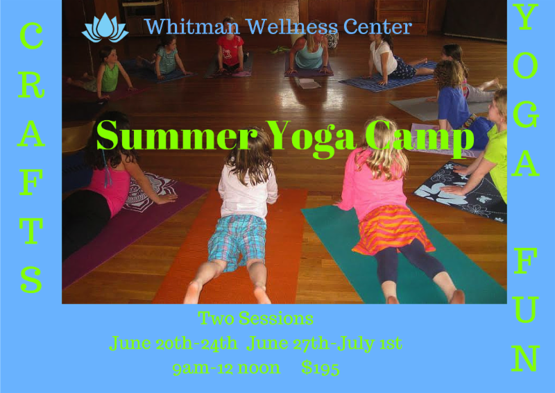 summer yoga camp wwc