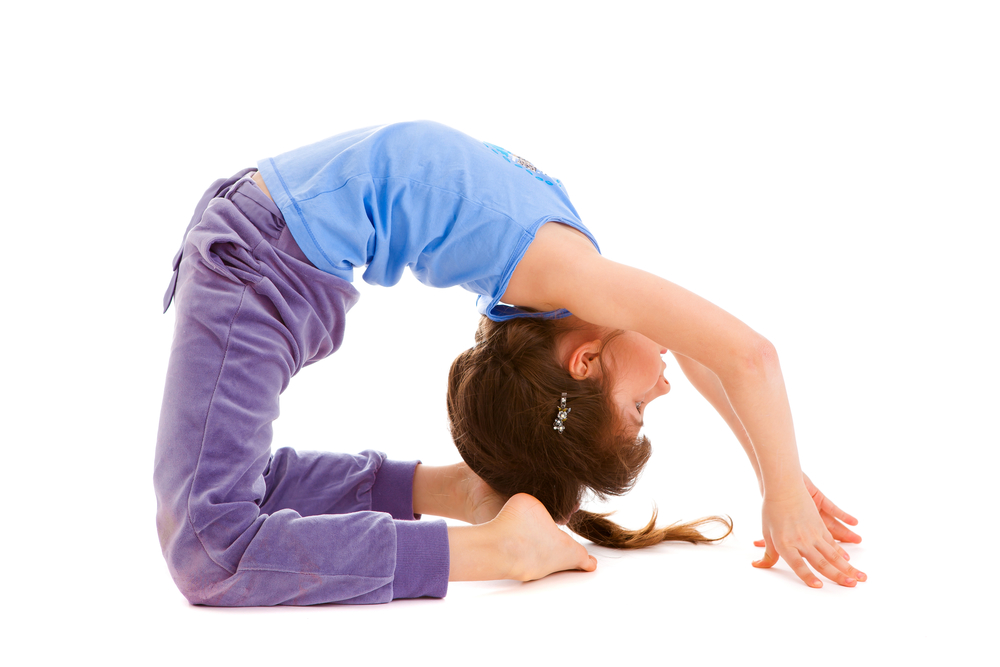 Younger Yogis (6-14years)