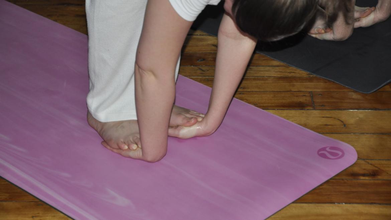 Why Yoga?    Nikki