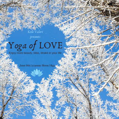 Yoga of Love